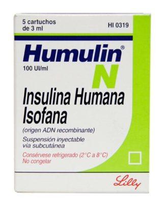 Humulin NPH (Insulin)