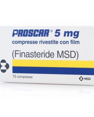 Proscar (Finasteride)