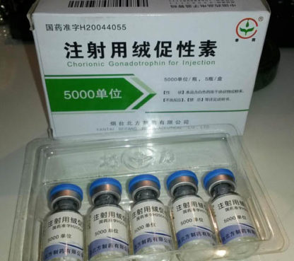 Pregnyl (Generic HCG/Human Chorionic Gonadotropin)