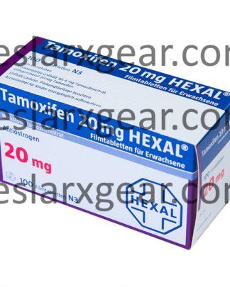 Nolvadex [Tamoxifen Hexal] (Tamoxifen Citrate)