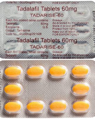 TADARISE – 60
