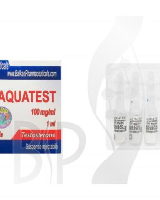 Aquatest [Testosterone suspension]