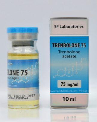 SP TRENBOLONE 75 (Trenbolone Acetate)
