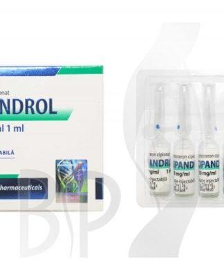 CIPANDROL (Testosterone Cypionate)