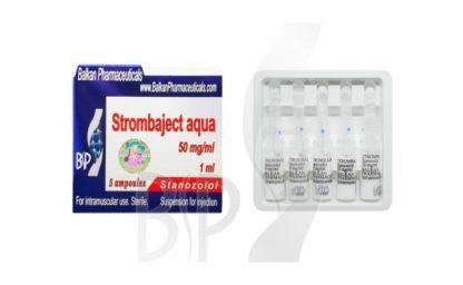 STROMBAJECT AQUA (Winstrol Depot) [Stanozolol]