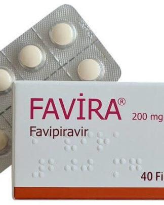 Favipiravir (Favira, Avigan, Avifavir, Areplivir, FabiFlu, Favipira, Coronavir)